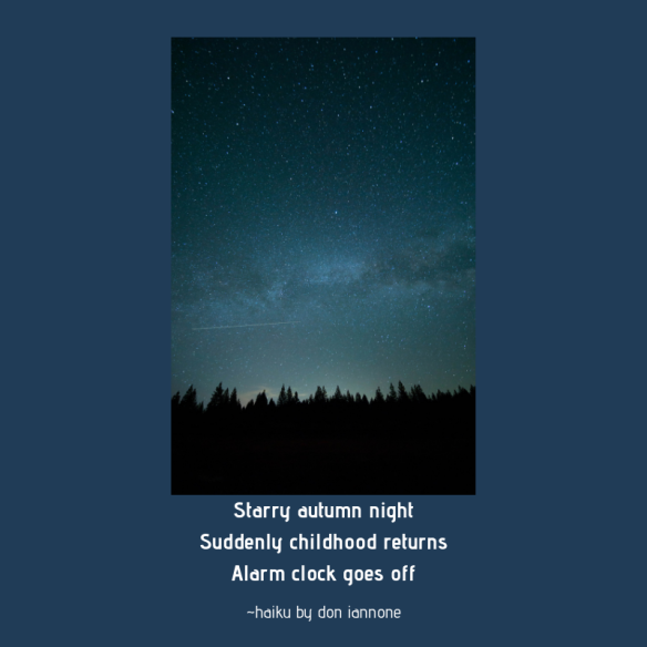 starry night haiku