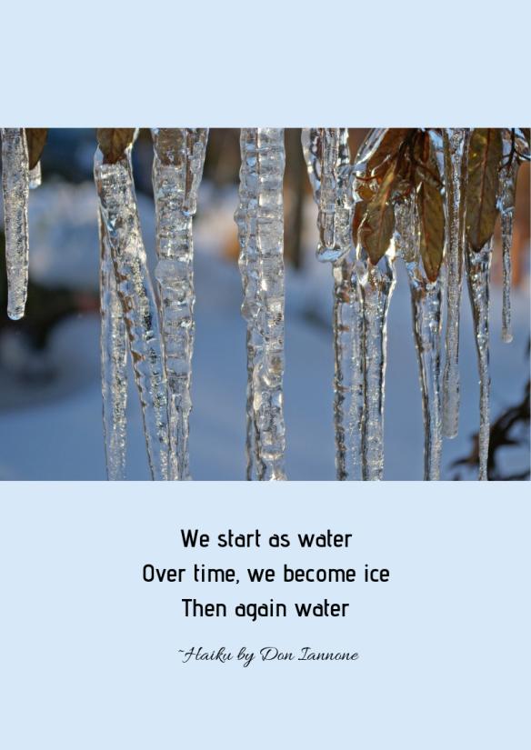 ice haiku