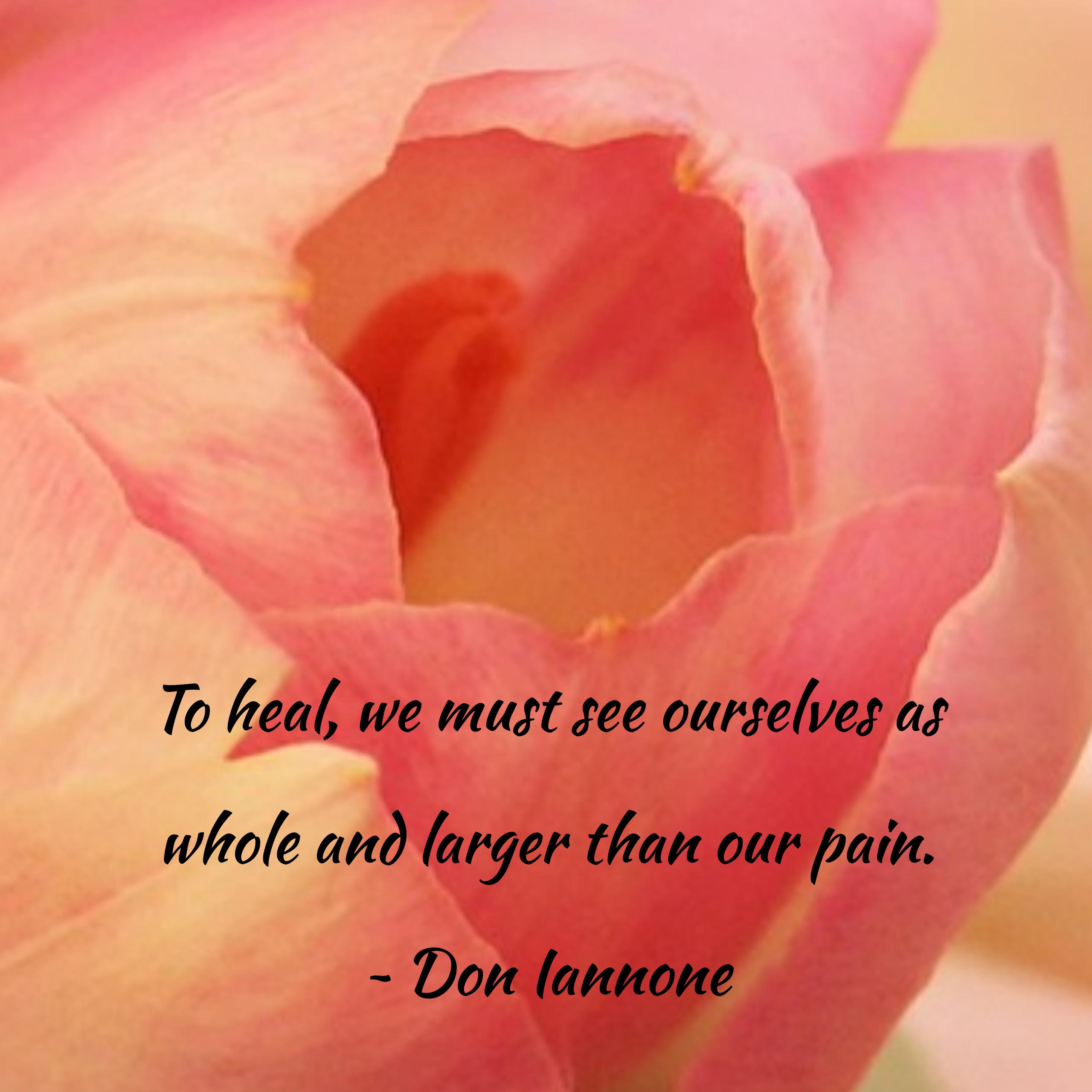 heal whole
